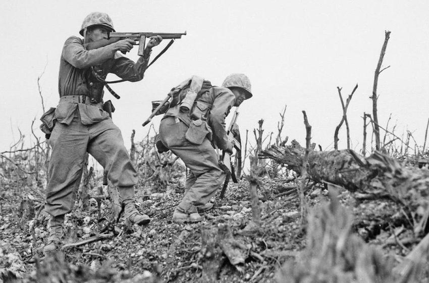 Peperangan Okinawa 1945