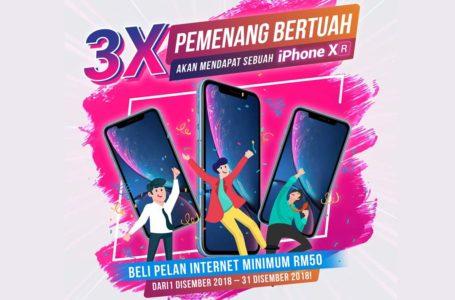 Altel : Peluang Memenangi iPhone XR Sehingga 31 Disember 2018