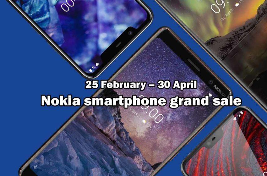 Nokia Tawarkan Diskaun Sehingga RM340